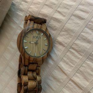 JORD Wooden Watch (just needs a battery)